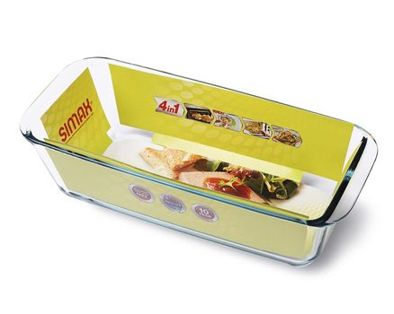 Loaf dish / Bread tin 001