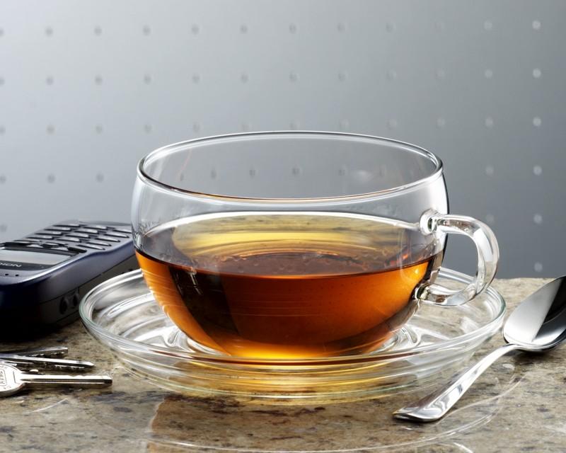 Teetassen Glas cup jumbo 0 4l no 210106