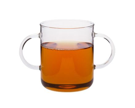 Mug OFFICE 0.4l with 2 handles