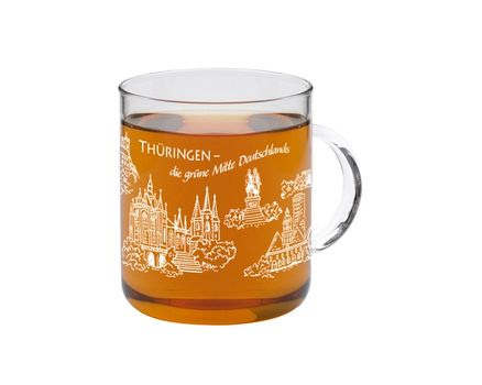 "Mug OFFICE ""THUERINGEN"",  0.4l"