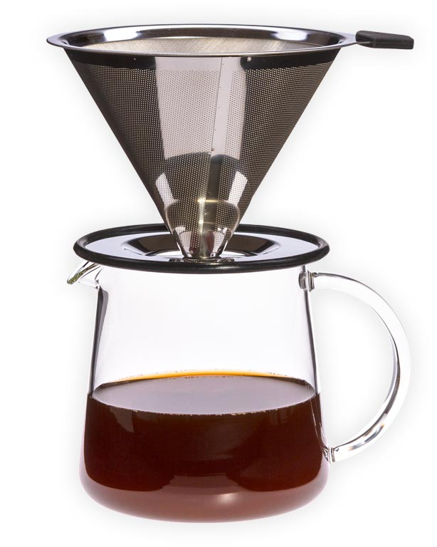 """FOR TWO - set """"Pour Over"""""""
