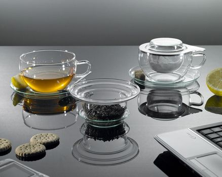 Teetasse TEA TIME - S, 0.4l 004