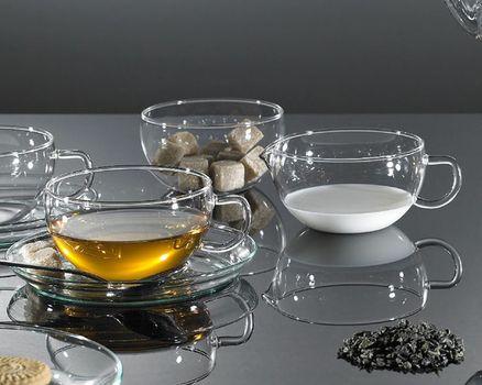 Zuckerschale & Sahnegießer MIKO 002