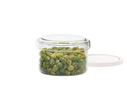 Glass jar 0.4l 1