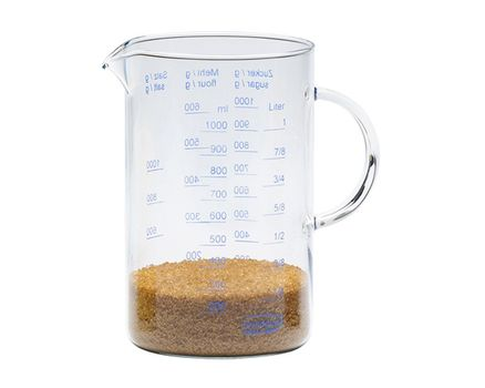 Measure jug 1.0l