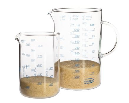 Measuring jug Set  1.0l & 0.5l 1