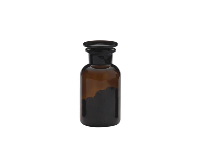 2 Stück Apothekerflasche 0.25l - braun