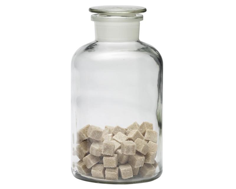 Apothekerflasche 2.0l - klar