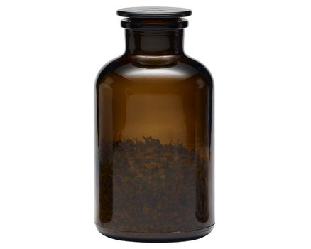 Apothecary bottle 2.0l - brown