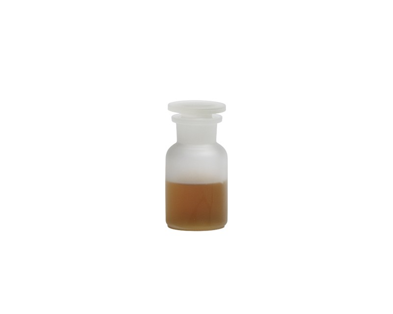 2 pieces Apothecary bottle 100ml - satined