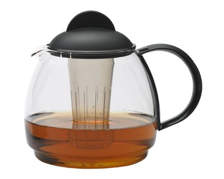 Tea Jug 1.8l - black