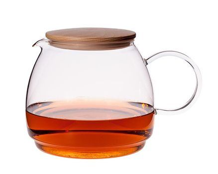 Tea Jug OSLO 1.8l with wooden lid 1