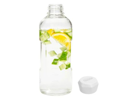 Drinking bottle 1000 - white