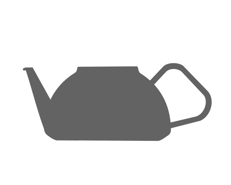 Glass body for Teapot THEO 0.6l