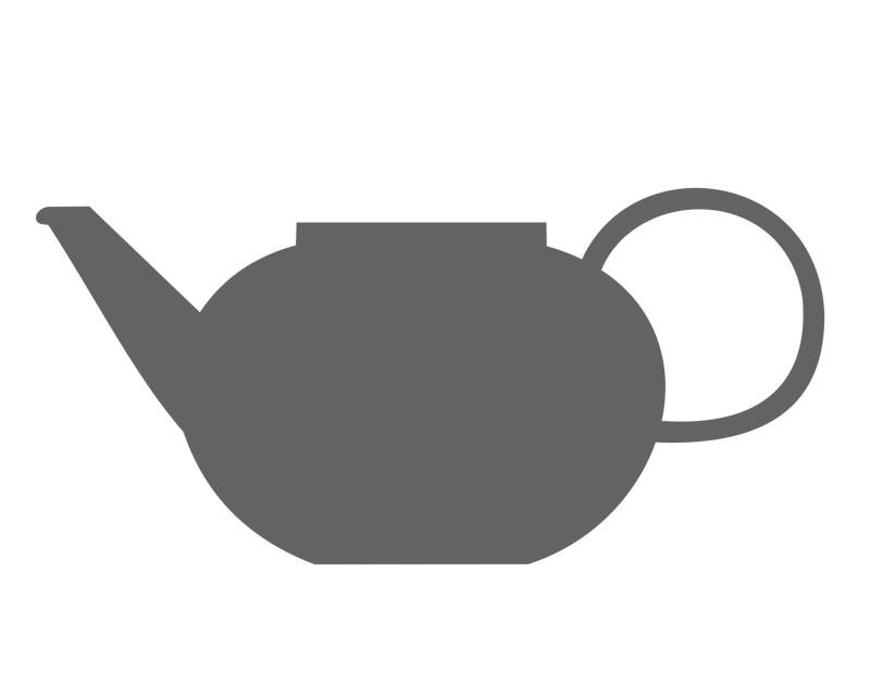 Glaskörper für Teekanne MIKO 1.2l
