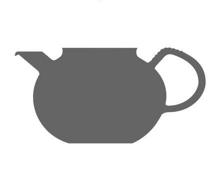 Glass body for Teapot SOMA+ SAFETY 2.0l 1