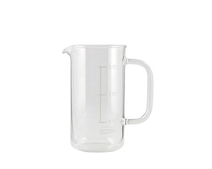 Glass body Coffee maker - 3 Cups 1