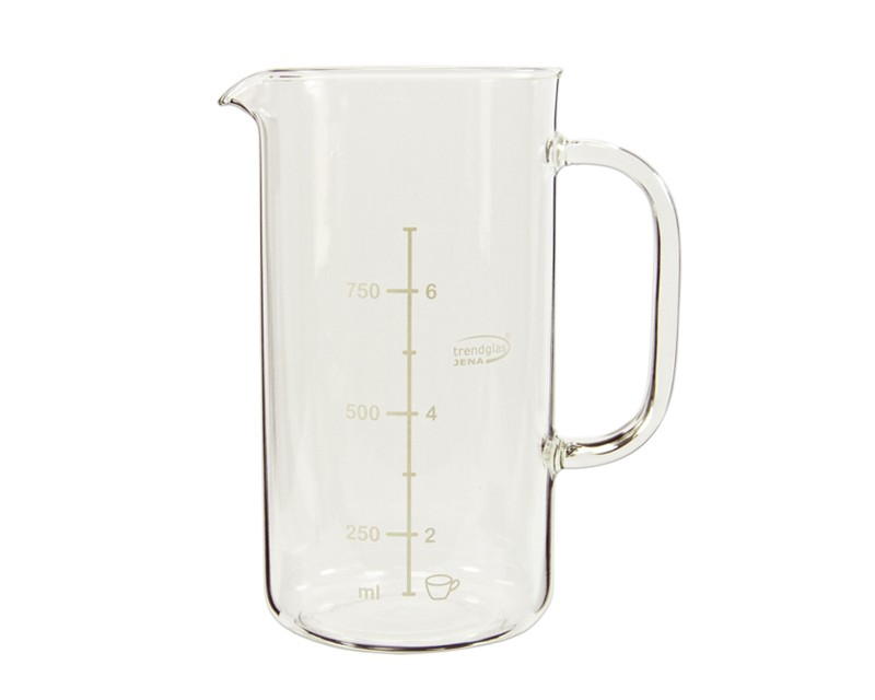 Glaskörper Kaffeebereiter - 8 Tassen