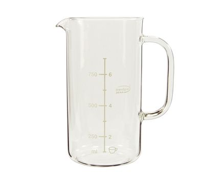 Glass body Coffee maker - 8 Cups