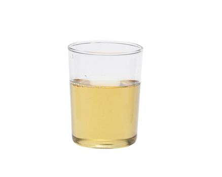 Tea glass 0.2l without handle - conical (6 pieces) 001