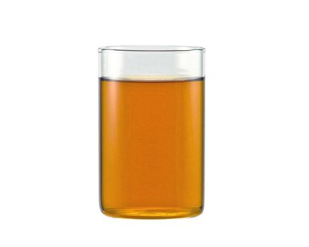 Tea glass 0.25l without handle - cylindrical (6 pieces)