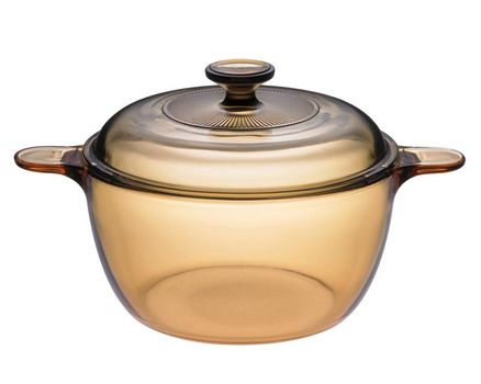 2.5L Covered Cookpot