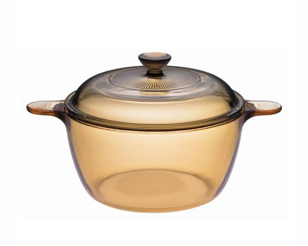 1.5L Covered Cookpot