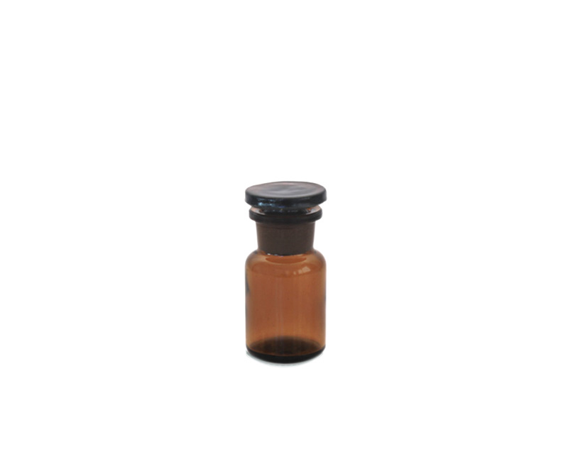 Apothecary bottle 50ml - brown