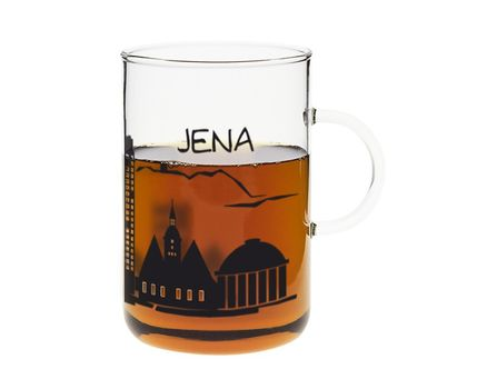 "Mug OFFICE XL ""JENA"" black, 0.6l"